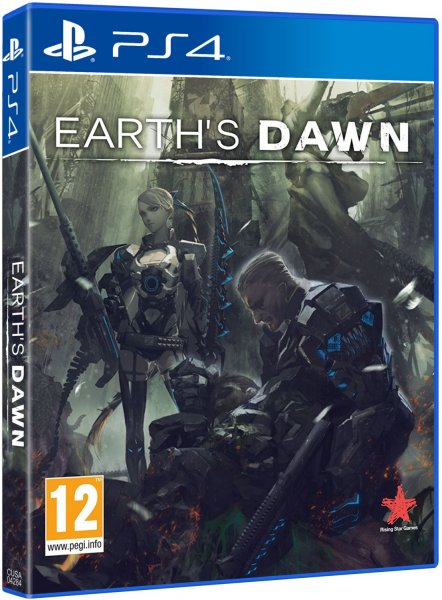 detail Earths Dawn - PS4