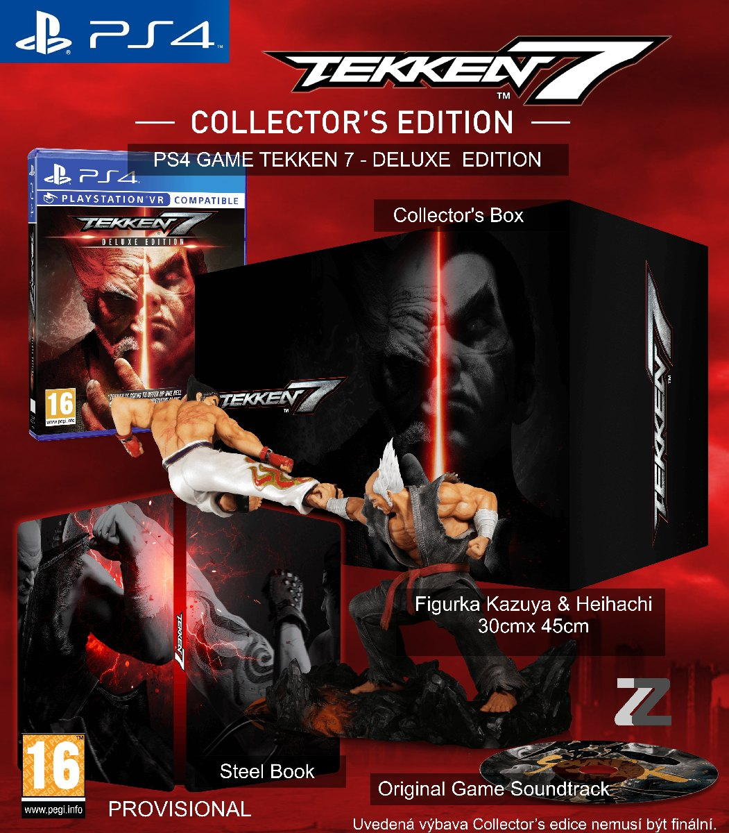 TEKKEN 7 (Collector's Edition) - PS4
