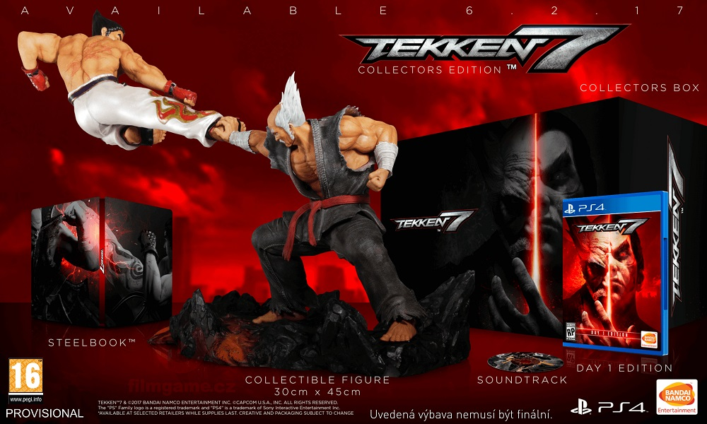 SONY PlayStation 4 - TEKKEN 7 Collector's Edition