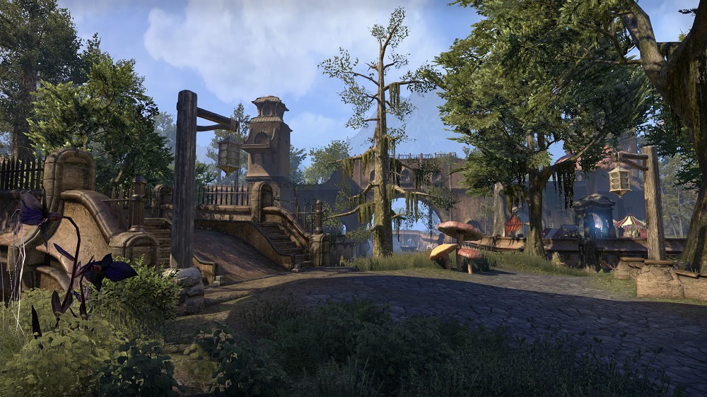 The Elder Scrolls Online Morrowind pro Playstation 4