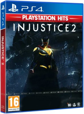INJUSTICE 2 (Playstation Hits) - PS4