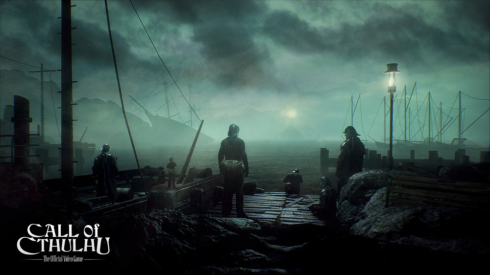 Call of Cthulhu pro PS4