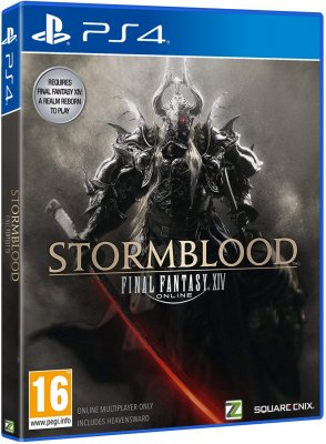 Final Fantasy XIV: StormBlood (Online) - PS4