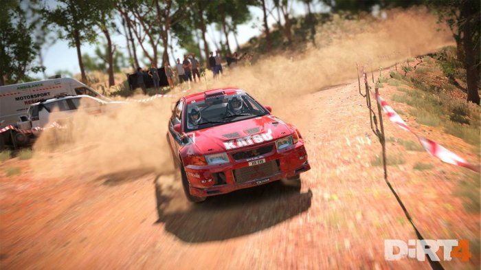 detail DiRT 4 - PS4