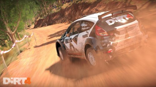 DiRT 4 pro Playstation 4