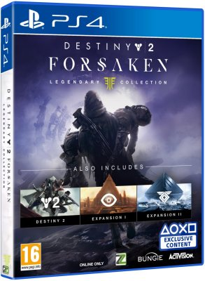 Destiny 2 Forsaken Legendary Collection - PS4