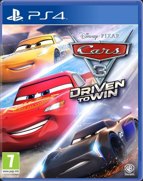 detail CARS 3: Driven to Win - PS4