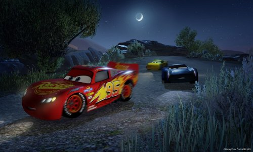 Cars 3: Driven to Win pro PS4