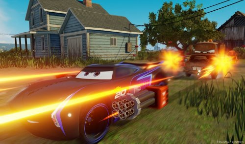 Cars 3: Driven to Win pro Playstation 4