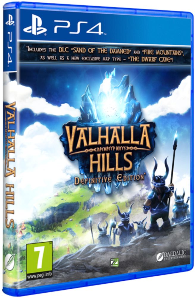 Valhalla Hills - Definitive Edition - PS4