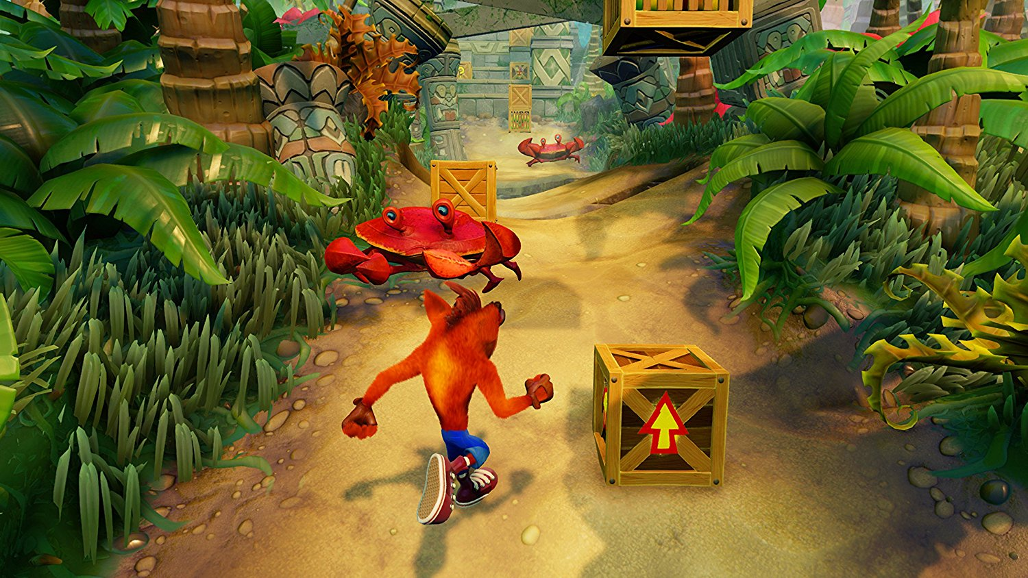 SONY PlayStation 4 - Crash Bandicoot N.Sane Trilogy