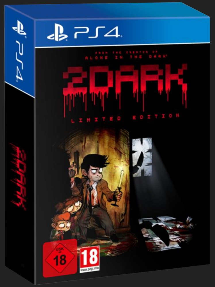 2DARK (Limited Edition) - PS4