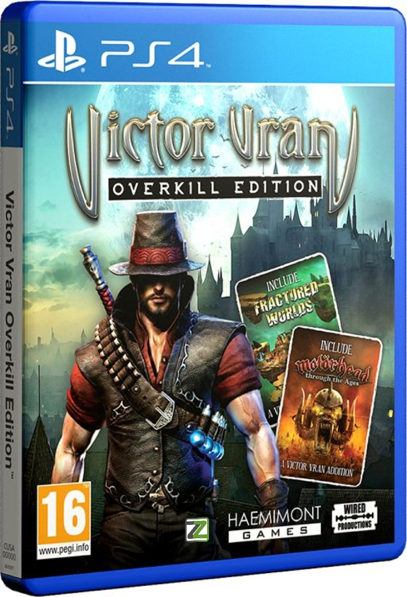 Victor Vran: Overkill Edition - PS4