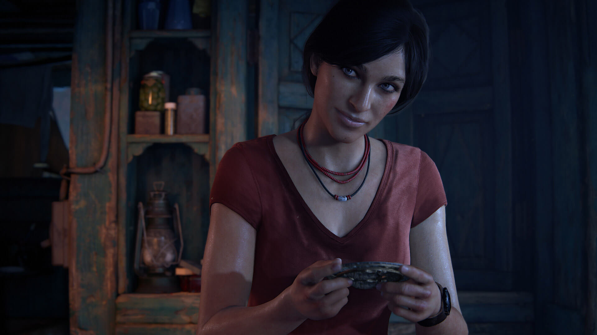 SONY PlayStation 4 - Uncharted: The Lost Legacy