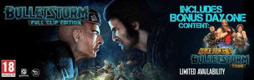 SONY PlayStation 4 - Bulletstorm: Full Clip Edition