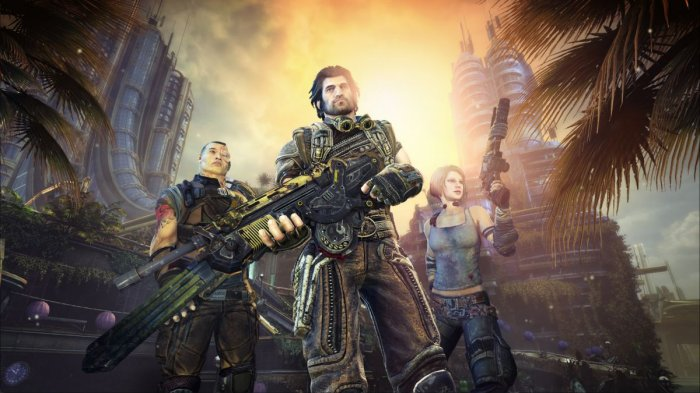 detail Bulletstorm: Full Clip Edition - PS4