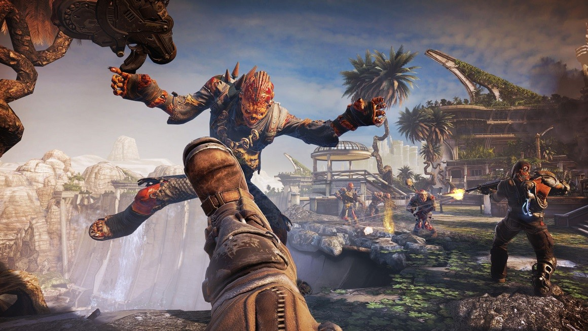 Bulletstorm: Full Clip Edition pro Playstation 4