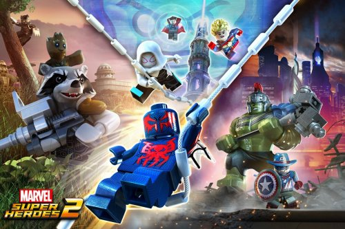 SONY PlayStation 4 - LEGO Marvel Super Heroes 2
