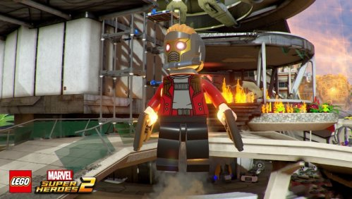 LEGO Marvel Super Heroes 2 pro PS4