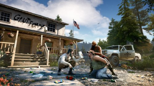 SONY PlayStation 4 - Far Cry 5