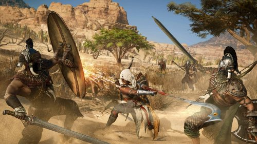 Assassin's Creed Origins pro Playstation 4