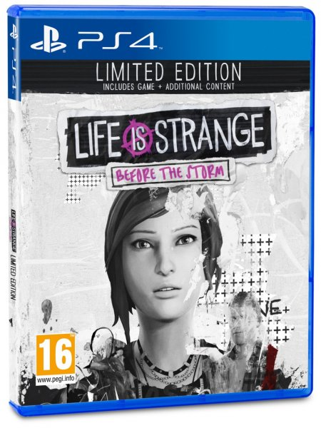 detail Life is Strange Before the Storm Limited Edition - PS4