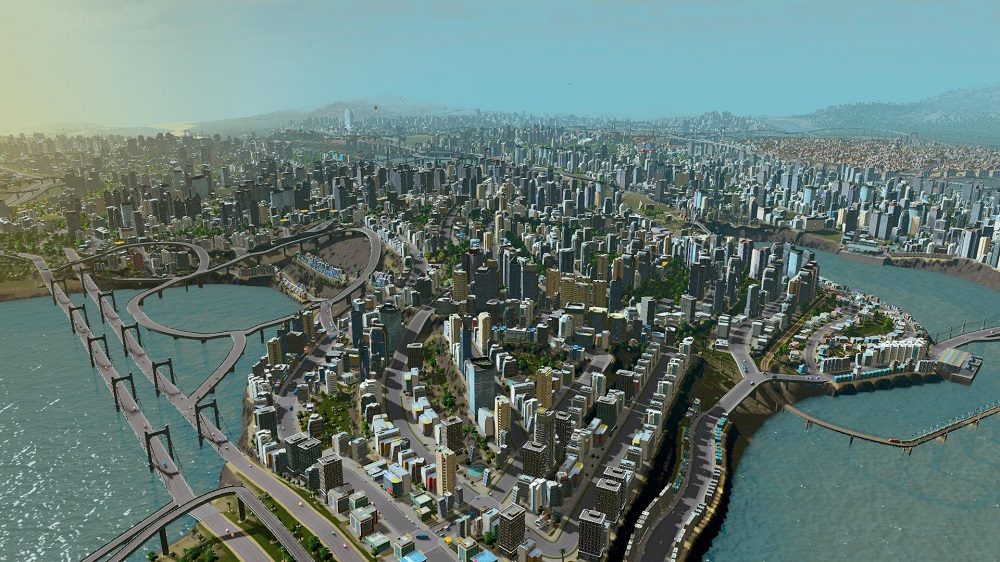 SONY PlayStation 4 - Cities: Skylines