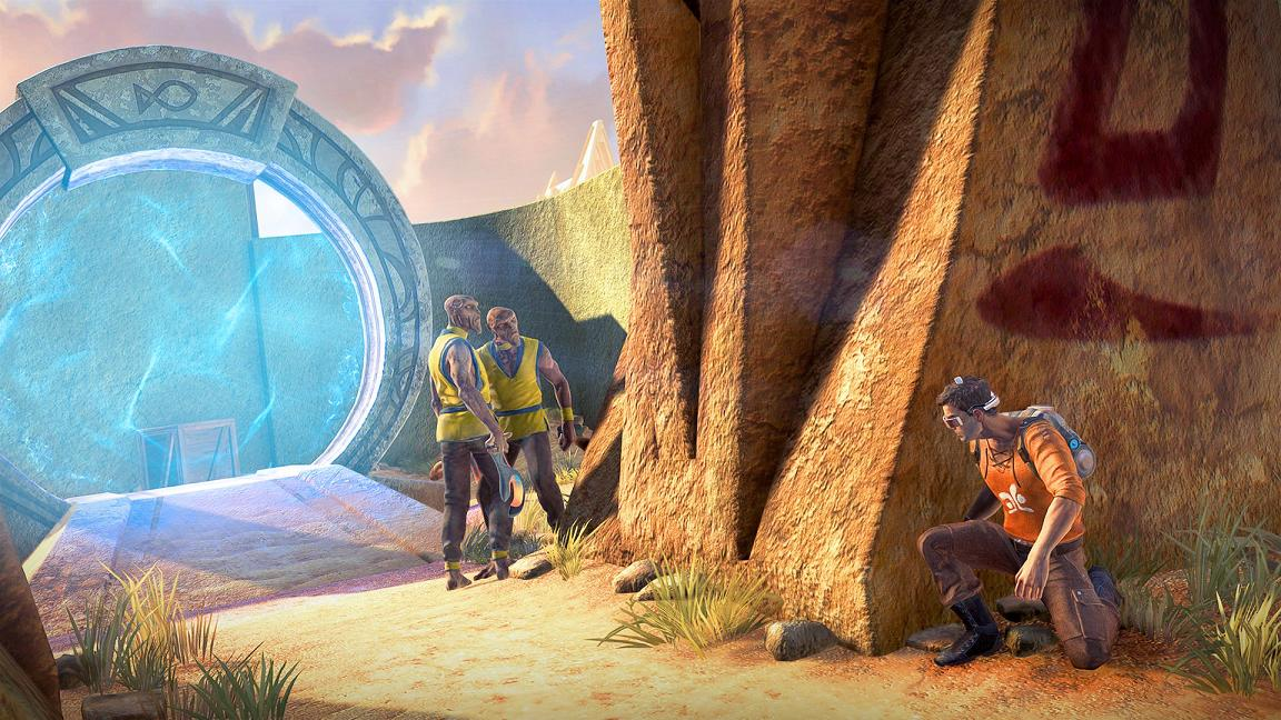Outcast - Second Contact pro PS4