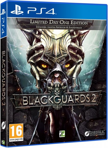 detail Blackguards 2 (Day One Edition) - PS4