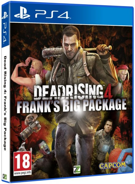 detail Dead Rising 4: Frank's Big Package - PS4