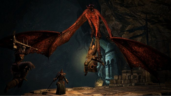detail Dragon's Dogma Dark Arisen - PS4