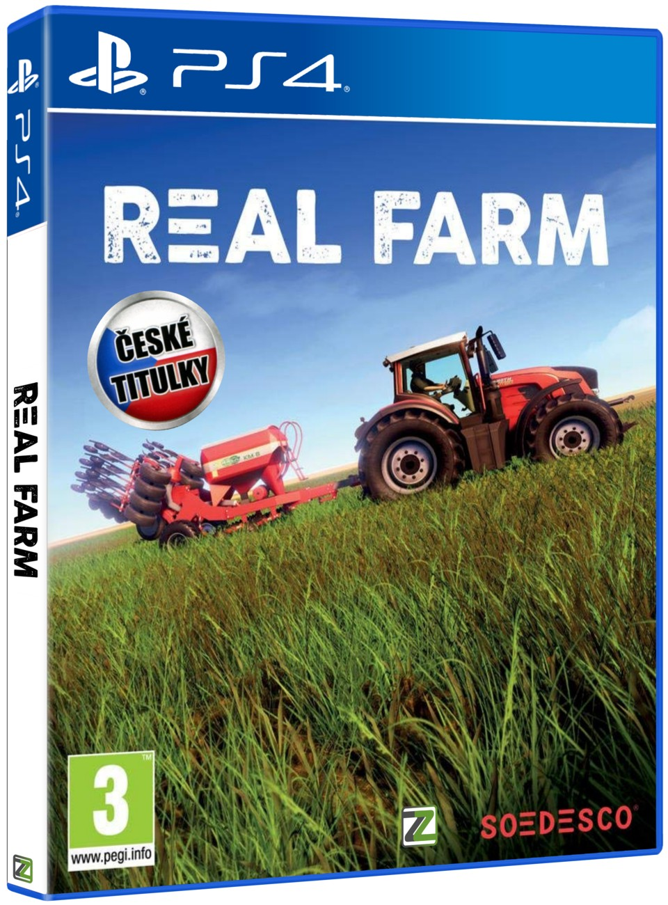 Real Farm - PS4