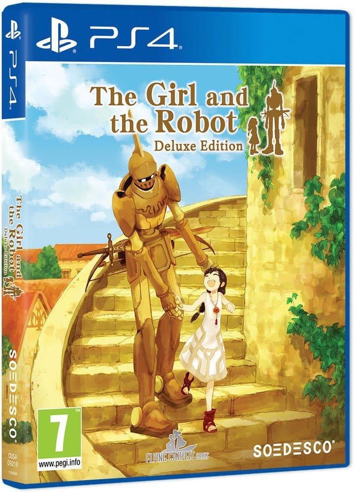 The Girl and the Robot Deluxe Edition - PS4