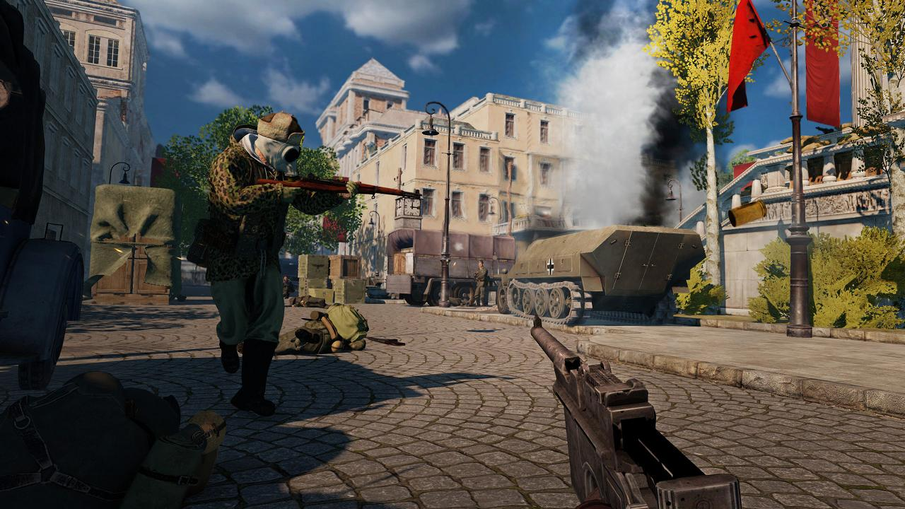 SONY PlayStation 4 - RAID: World War II