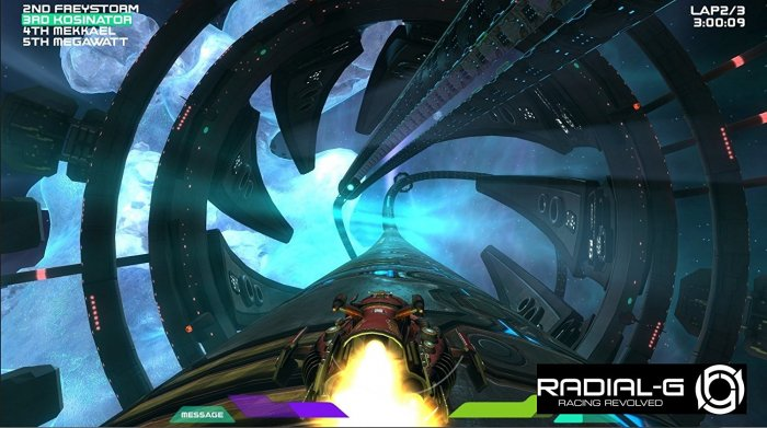 detail Radial-G Racing Revolved - PS4