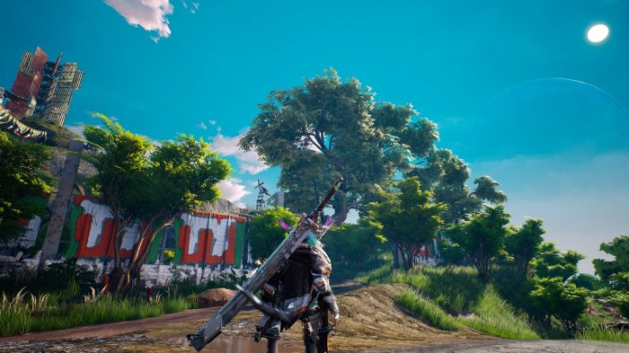 detail Biomutant - PS4