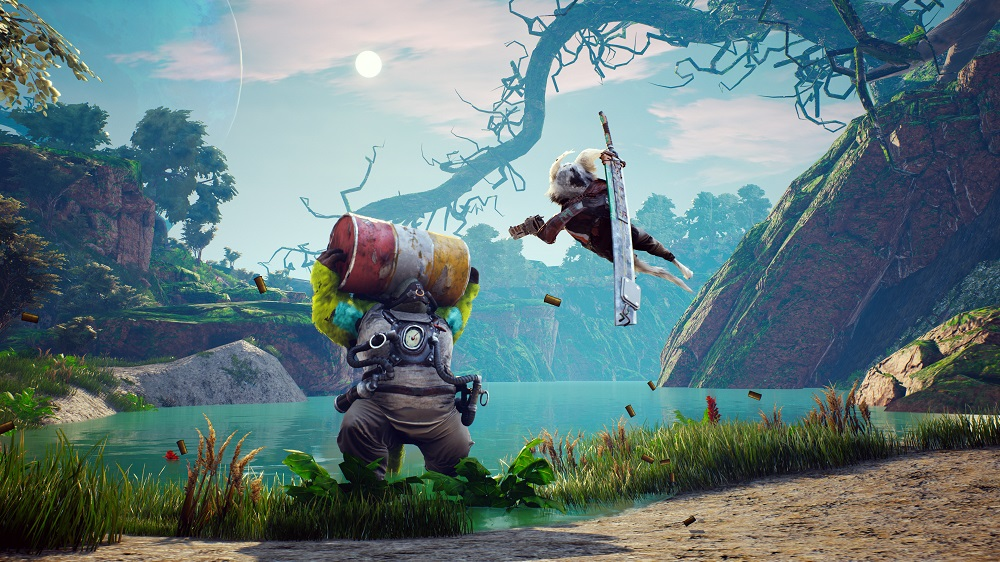 SONY PlayStation 4 - BioMutant