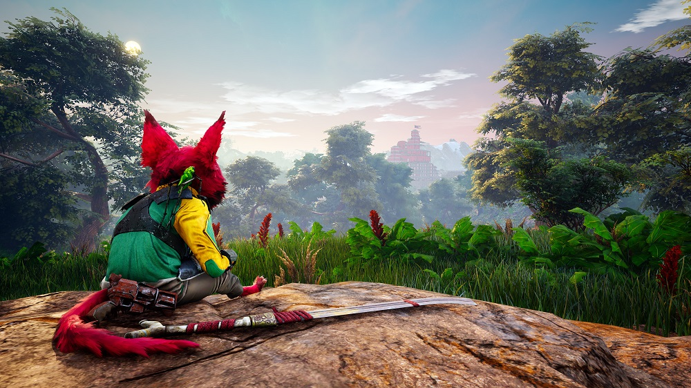 BioMutant pro Playstation 4