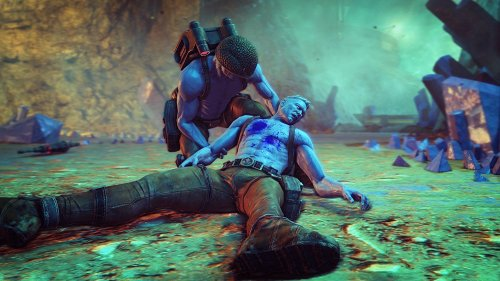 Rogue Trooper Redux pro PS4