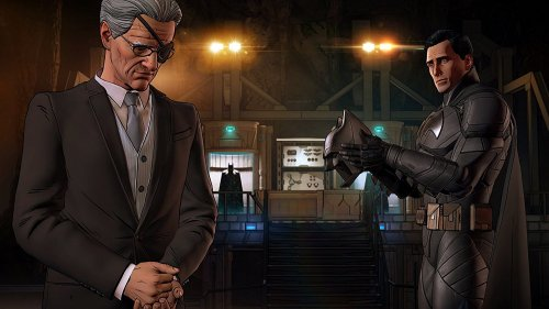 Batman: The Enemy Within - The Telltale Series pro PS4