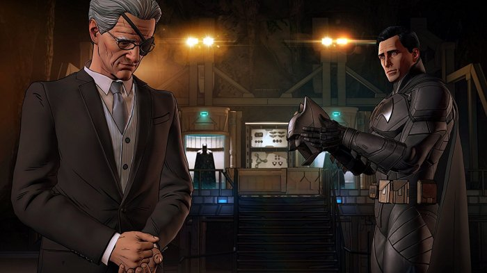 detail Batman: The Enemy Within - The Telltale Series PS4