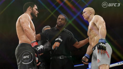 EA Sports UFC 3 pro PS4