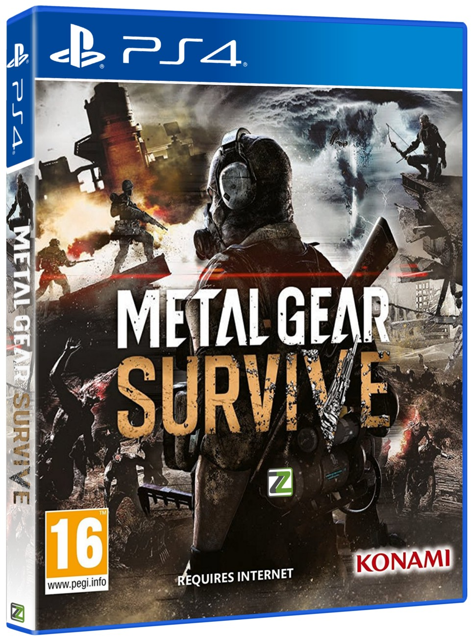 Metal Gear Survive - PS4