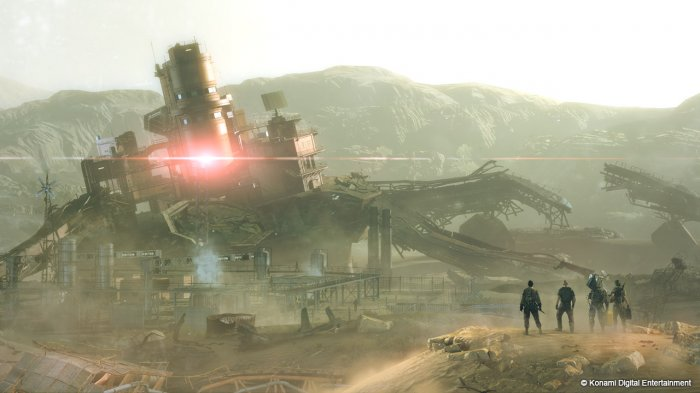 detail Metal Gear Survive - PS4