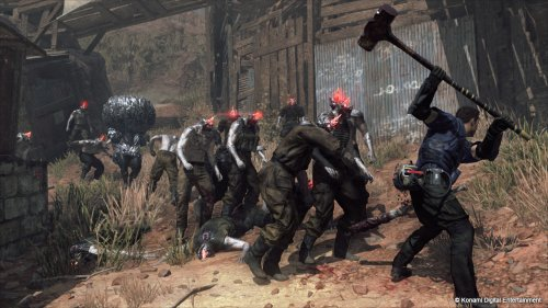 Metal Gear Survive pro Playstation 4