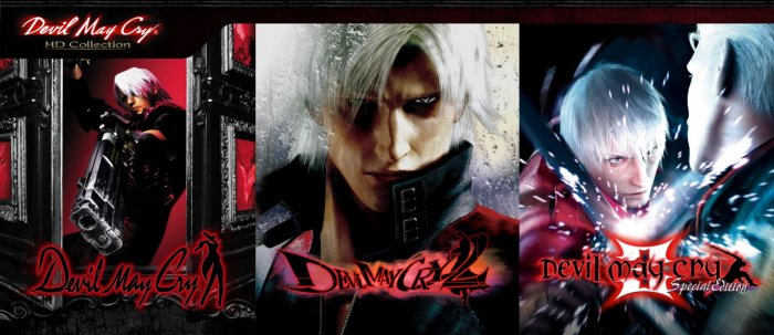 detail Devil May Cry HD Collection - PS4