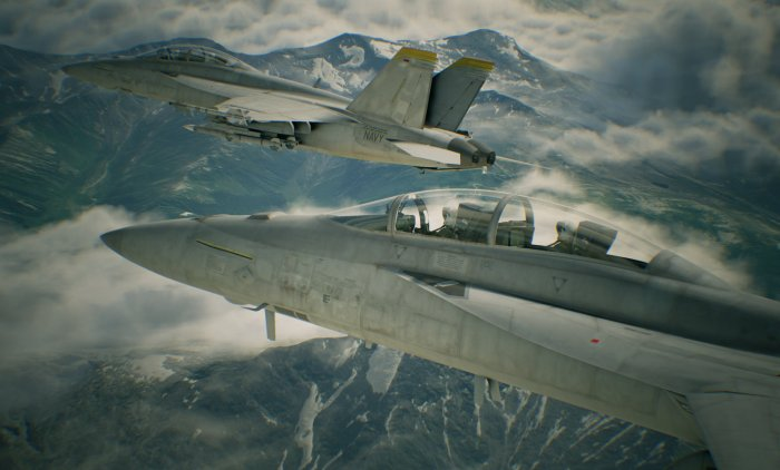 detail Ace Combat 7: Skies Unknown - PS4