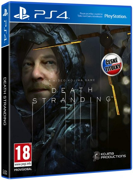 detail Death Stranding - PS4