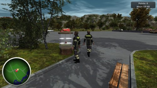 SONY PlayStation 4 - Firefighters The Simulation