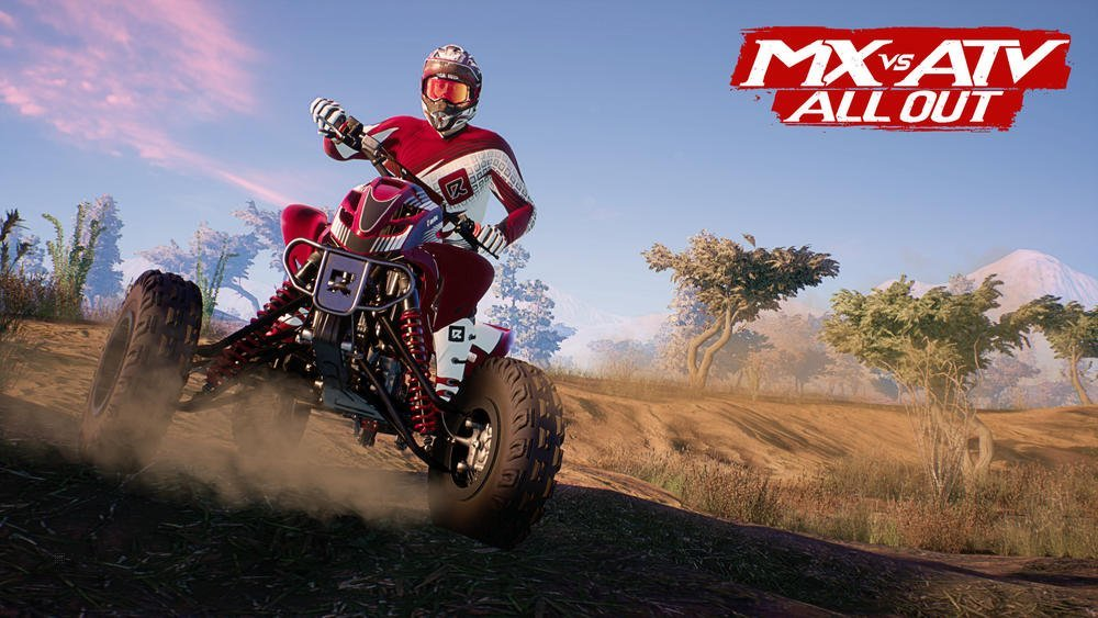 SONY PlayStation 4 - MX vs ATV - All Out